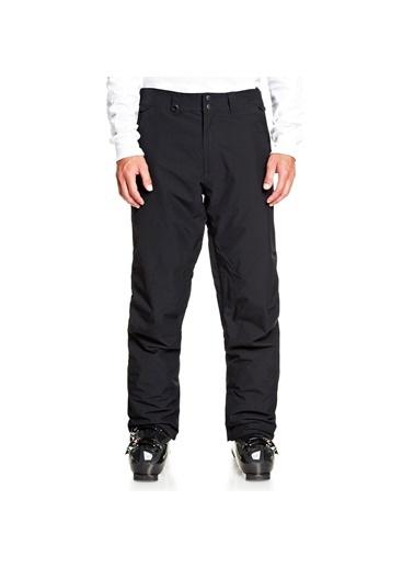 Quiksilver Estate Pt M Snpt Nkp0 Erkek Kayak Pantolonu Siyah